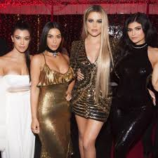 Kardashian Christmas Party 2016 Pictures | POPSUGAR Celebrity
