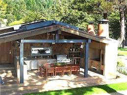 outdoor kitchen design ideas and smart simple outdoor kitchen designs n