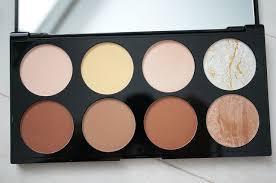 makeup revolution ultra professional contour palette