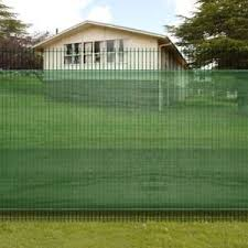 chain link fence privacy screen. Image Is Loading Fence-Privacy-Screen-Mesh-Green-Windscreen-Fabric-Netting- Chain Link Fence Privacy Screen