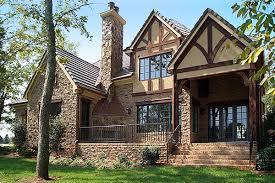 tudor house plans. Plan W29508NT: Old World Inspiration Tudor House Plans A
