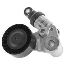 serpentine belt tensioner. serpentine belt tensioner with pulley for hyundai kia v6 3.3l 3.5l 3.8l e