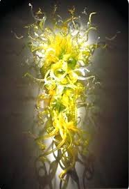 decoration to display larger image of forest amber gilded chandelier dale chihuly lesson plan