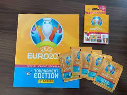 Panini Sammelalbum & Sammelsticker zur Fußball EM 2020/2021