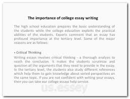 purpose of essays example for gre