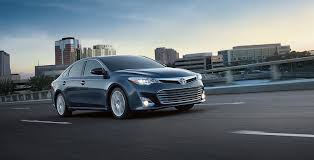 2015 Toyota Avalon Specs and Features | Toyota Dealer Chesapeake ...