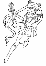 Small Picture 104 best sailor moon coloring pages images on Pinterest Coloring