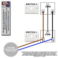 electrical helper wiring 2 way switch rhelectricalhelpercouk 2 way switch wire diagram at selfit