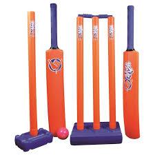 Wahu Backyard Cricket Set  Mr Toys ToyworldBackyard Cricket Set
