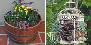 container garden. Container Gardens Garden 0