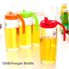 oil storage containers kitchen glass oil vinegar bottle sauce seasoning pot container e jar kitchen cooking oil storage containers kitchen