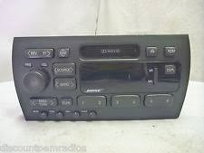 cadillac catera parts 1997 97 cadillac catera bose radio cassette tape player 16208756 cy2021 fits cadillac catera