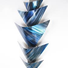 l10p aurora torchiere series blue 28 x12 blue aluminum modern abstract metal wall art sculpture lamp led sconce on teal blue metal wall art with aurora torchiere series 40 x24 modern abstract metal wall art