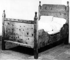 mid 15th century german bed innsbruck photo from mbel europas 1 awesome medieval bedroom furniture 50