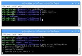 Python WebServer With Flask and Raspberry Pi – Towards Data Science