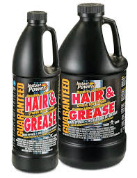 hair clogged drain drano solutions remove blocked