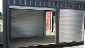 ROLLER DOOR ACCESS SHIPPING CONTAINER – CTBURD | Citi-Box Containers