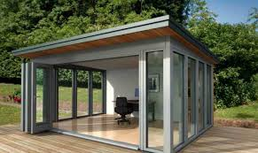 outdoor office plans. Exellent Office Shedworking Glass Garden Office For Outdoor Plans