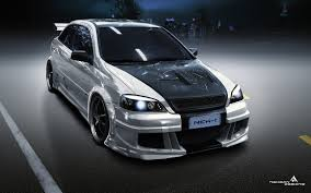 Opel Astra G Dreamshot by CylenthVision on DeviantArt