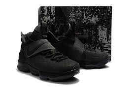 lebron shoes 2017. latest and cheapest new lebron james shoes 2017 lebron 14 xiv playoffs triple black t