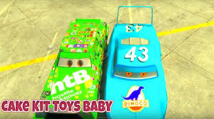 43 Henry Disney Pixar Cars Dinoco King 43 Henry Making With Toby James