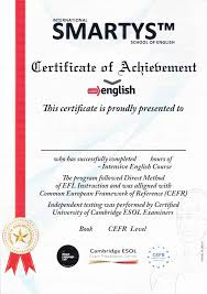 Information Smartys English Academy