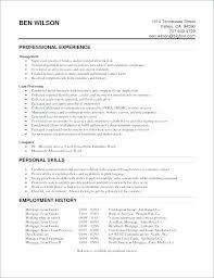 Mortgage Processor Sample Resume Podarki Co