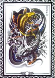 150 Hailin Fu Tattoo Design Vol 6 Tube 1 восточные татуировки