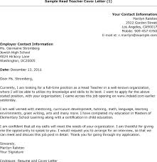 Education Cover Letters Magnificent Mentor Cover Letter Amere
