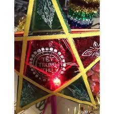 đèn led thay nến gắn vào đèn ông sao, đèn lồng (chạy bằng pin) trang trí lễ  hội, sự kiện