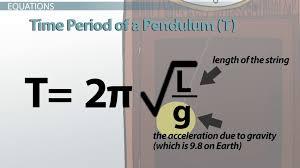 pendulums in physics definition equations lesson transcript study com