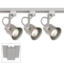 track lighting replacement. Satco Track Lighting 3 Light Silver Floating Canopy Kit  Replacement Parts . I