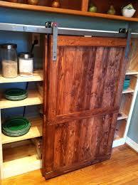 Barn Door In Kitchen Reclaimed Kitchen Cabinet Doors Monsterlune
