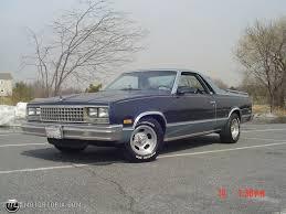 1986 Chevrolet El Camino Conquista id 11546