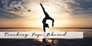 teaching abroad after truth yoga inc teacher
