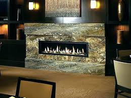 cost to install gas line installing fireplaces direct vent average