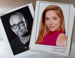 Print Headshots for Actors using Printheads