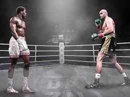Tyson Fury vs Anthony Joshua set to be ...