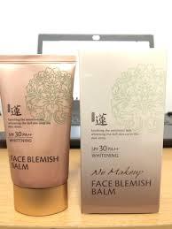 welcos no makeup face bb cream spf30 pa whitening 50ml