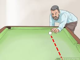 image titled level a pool table step 5