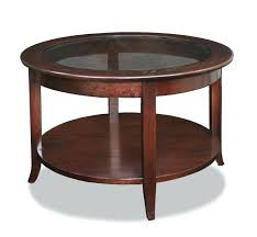 round glass coffee table with shelf side cherry wood elegant tables inexpensive large bottom
