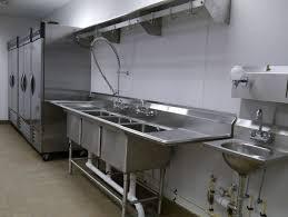 Commercial Kitchen Plumbing Design - Commercial kitchen