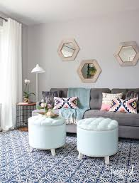 Lowes Living Room Furniture Lowes Fall Makeover Reveal Inspired By Charm
