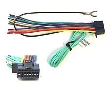sony xplod 16 pin radio wire harness car audio stereo power plug car stereo radio replacement wire harness plug for select sony 16 pin dvd radios