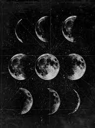 Vintage Hipster Moon Wallpapers - Top ...
