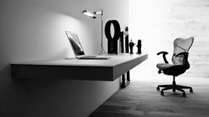 gentle modern home office. Modern Office - Minimalist Home Design. Furniture Fantastic Desk With Floating Design And Gentle