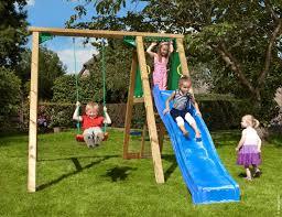 garden swing slide set off 70