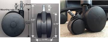 miracle caster extra large chair wheels replaces chair mat