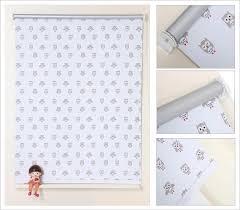 children roller blinds for bedroom