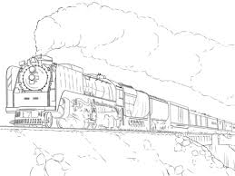 Small Picture Train Coloring Pages Coloring Coloring Pages